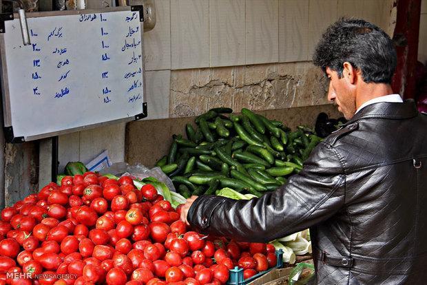توقف پایش محصولات عرضه گردیده در میادین میوه و تره بار