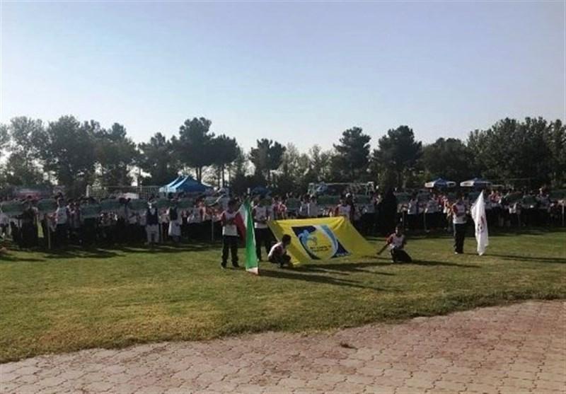 افتتاح فستیوال ملی فوتبال پایه پسران با حضور تاج و بازیکنان سابق ملی