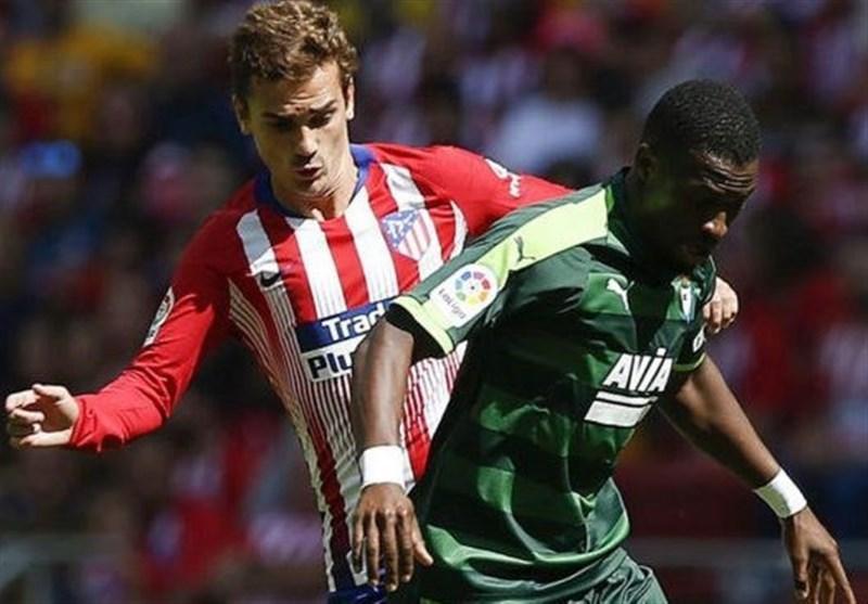 فوتبال دنیا، اتلتیکو مادرید در آخرین دقیقه از شکست خانگی گریخت