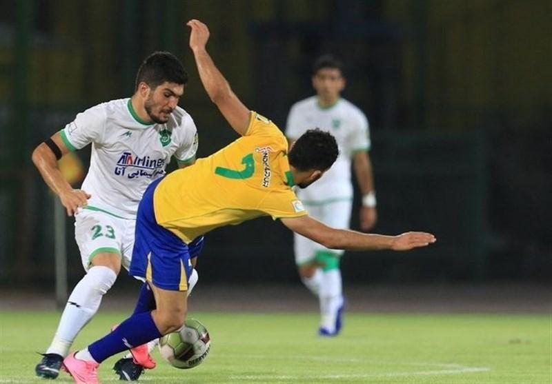 لیگ برتر فوتبال، کسب اولین پیروزی ماشین سازی با مهاجری، ماشین سازان جای استقلال را گرفتند