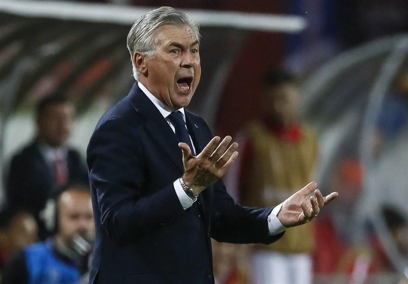 فوتبال دنیا، رجزخوانی کارلو آنچلوتی برای یوونتوسی ها با وجود قبول شکست در تورین