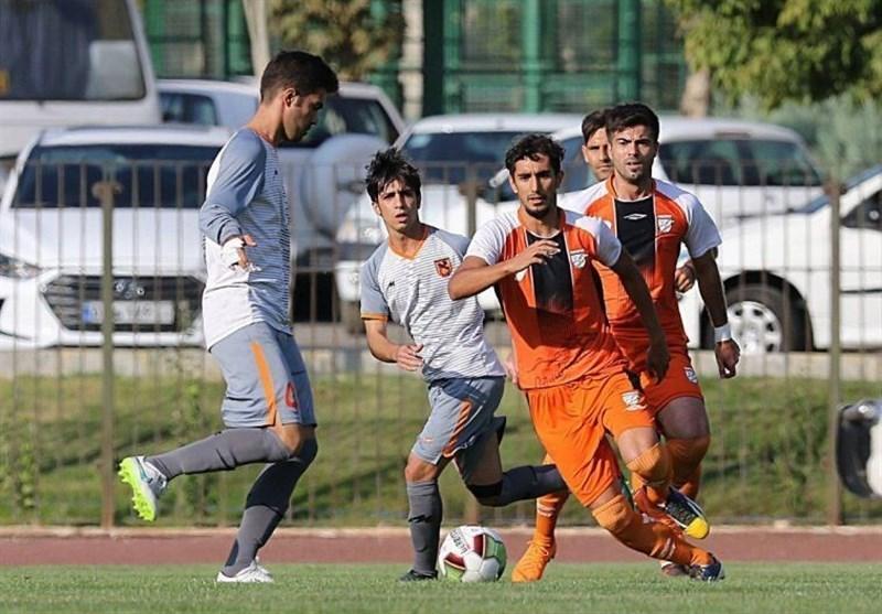 لیگ دسته اول فوتبال، 4 تساوی در 4 بازی همزمان، انتهای جدول در تسخیر ملوان و خونه به خونه