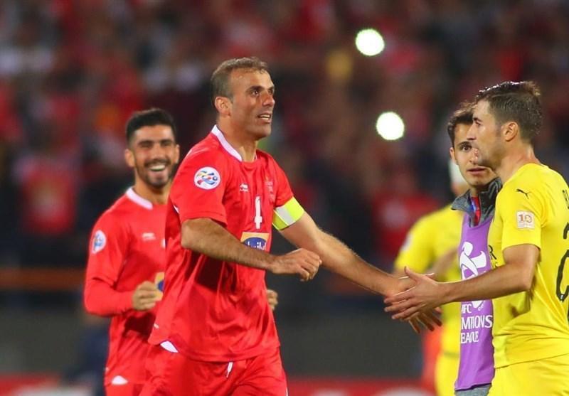 سید جلال حسینی: امیدوارم ماجرای طلب مان از نفت تهران در ایران حل گردد، 115 بازی ملی دارم