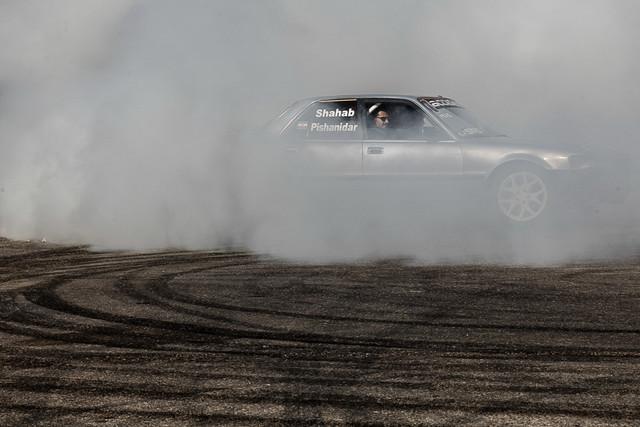 انتها چهارمین دوره مسابقات اتومبیلرانی سرعت قهرمانی کشور