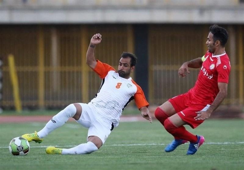 لیگ دسته اول فوتبال، اولین شکست بادران با کاظمی و توقف صدرنشین در بابل