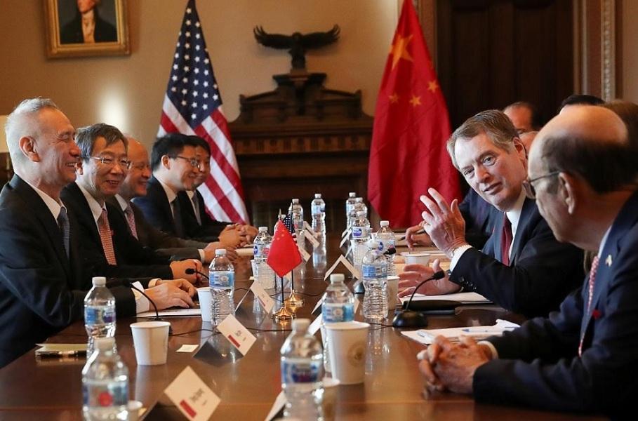 معاون نخست وزیر چین: توافق با آمریکا نزدیک است