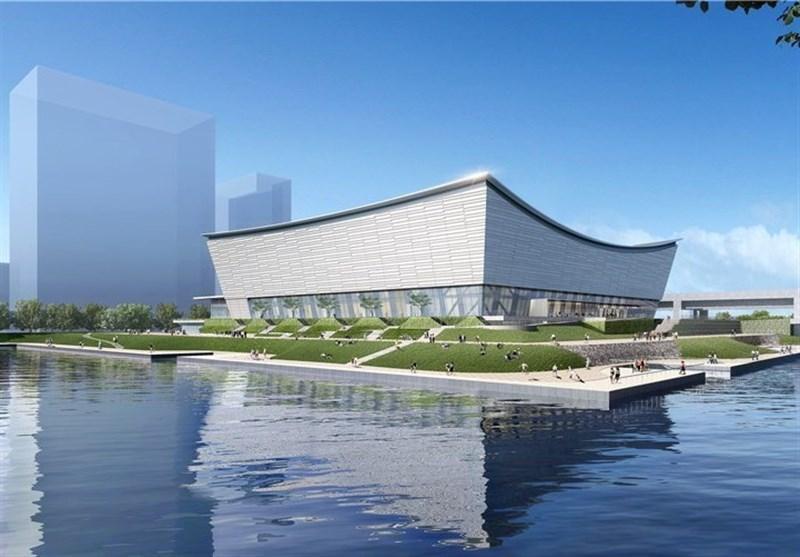 سالن 320 میلیون دلاری برای والیبال المپیک