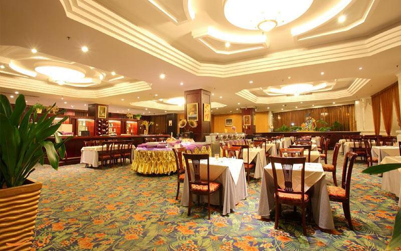 آشنایی با هتل 5 ستاره کینگ وینگ پکن