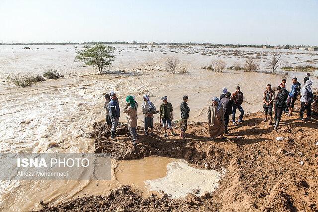 ورود 3 میلیارد مترمکعب آب به مخازن سدهای خوزستان طی پنج روز آینده