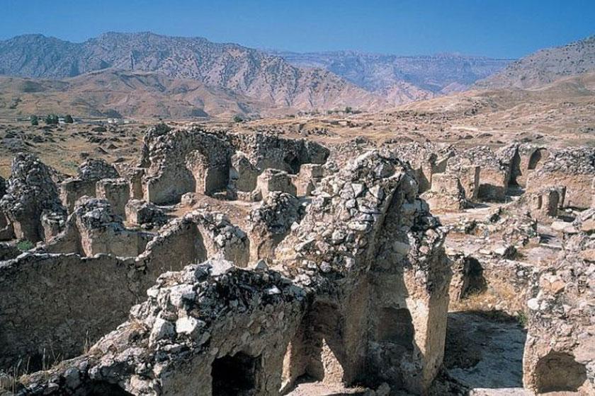 ایران زمین؛ آشنایی با شهر باستانی ایران در یکی از بزرگترین ژئوپارک های دنیا