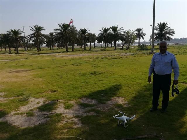 تعیین حریم محوطه های تاریخی آسیاآباد و چنیبیه اهواز