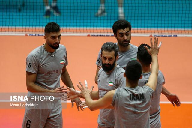 لغو اردوی تدارکاتی تیم ملی والیبال در بلغارستان