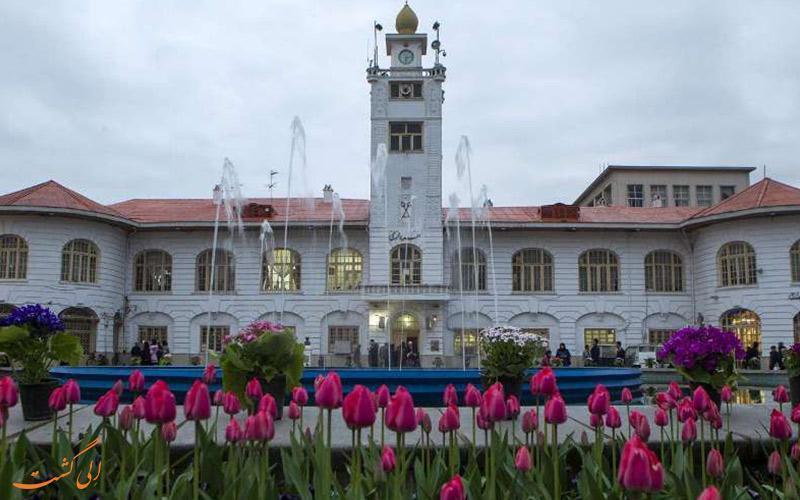 ساختمان شهرداری رشت، بنایی با معماری روسی در ایران