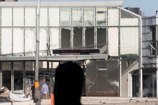 وقوع انفجار نزدیک یکی از مقر های پلیس کپنهاگ