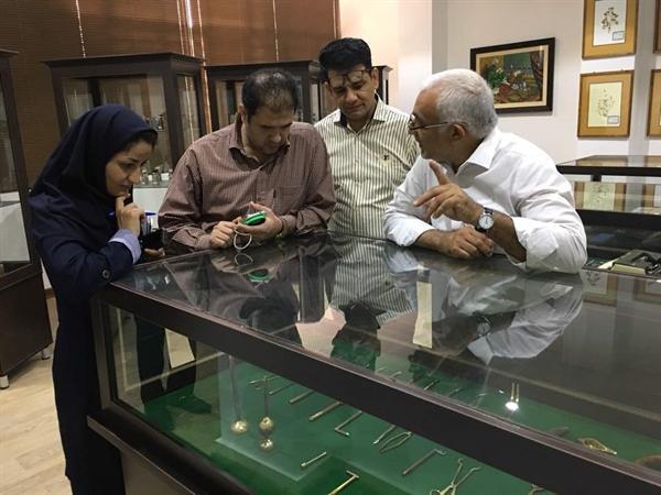 ثبت موزه تاریخ پزشکی در بوشهر به عنوان هفتمین موزه تخصصی دانشگاهی در آسیا
