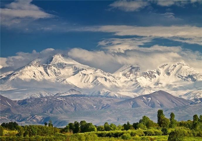 شروع مطالعات سه گانه پرونده ثبت جهانی کوه سبلان