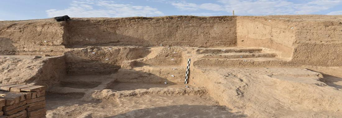 شواهد تولید آهن در تپه برج نیشابور