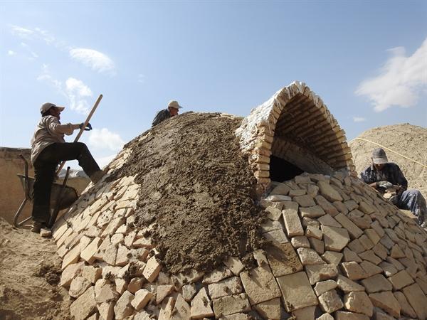 کاروانسرای تاریخی مشهد میقان مرمت می گردد