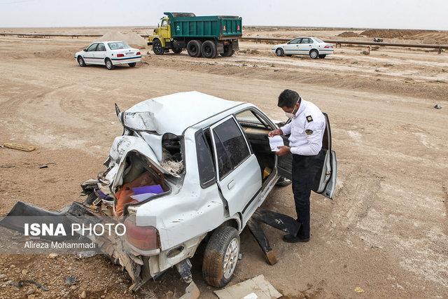 افزایش 8 درصدی تلفات تصادفات جاده ای کهگیلویه و بویراحمد طی 4 ماه سال جاری