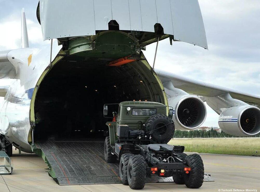 روسیه ارسال سری دوم سامانه اس400 به ترکیه را از سرگرفت