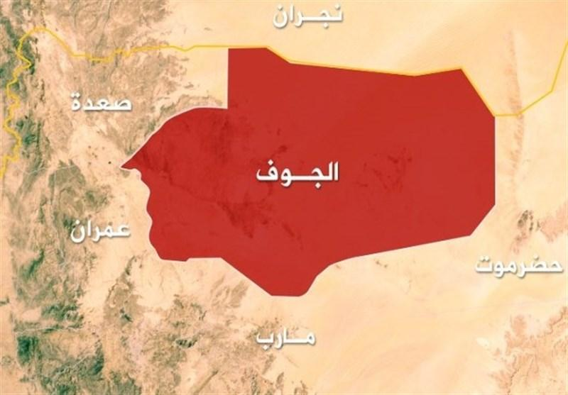 یمن، انهدام خودروی نظامی مزدوران در الجوف، زخمی شدن یمنی ها در الحدیده