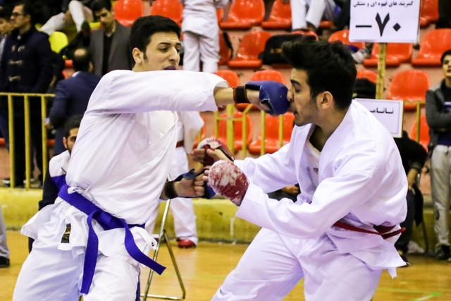 برگزاری کمپ بین المللی و دوازدهمین دوره جام ایران زمین کاراته