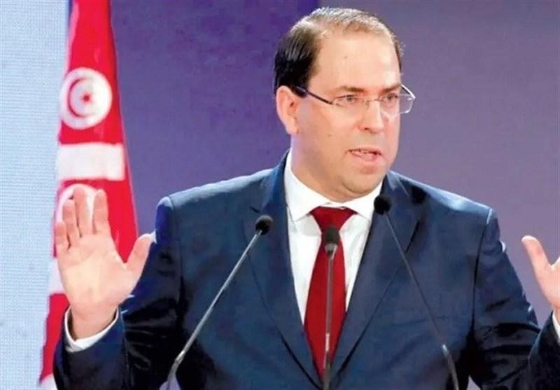 همگام با انتخابات تونس، حضور گسترده مردم در حوزه المرسی ، الهمامی هم رای خود را به صندوق انداخت