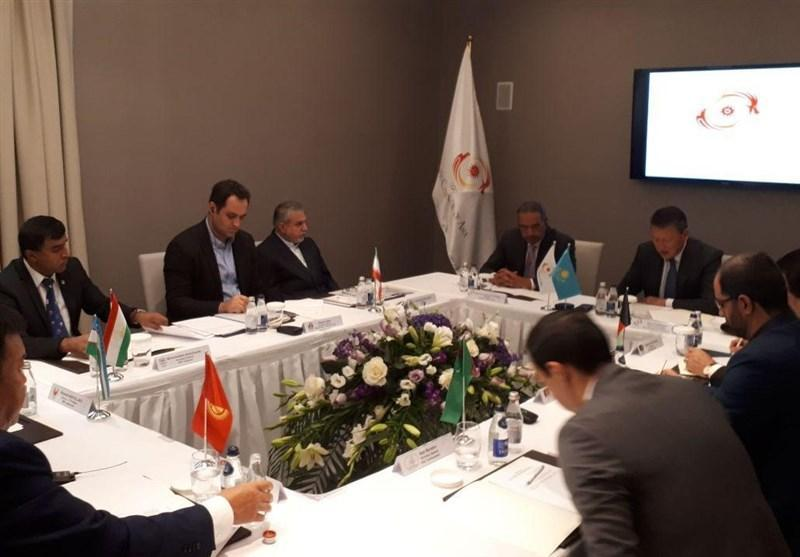 توسعه همکاری های ورزشی ایران و قزاقستان