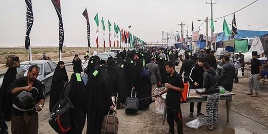 حضور 700 مددجوی کمیته امداد در همایش بزرگ پیاده روی اربعین حسینی
