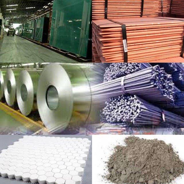 رشد فراوری 8 محصول منتخب معدنی
