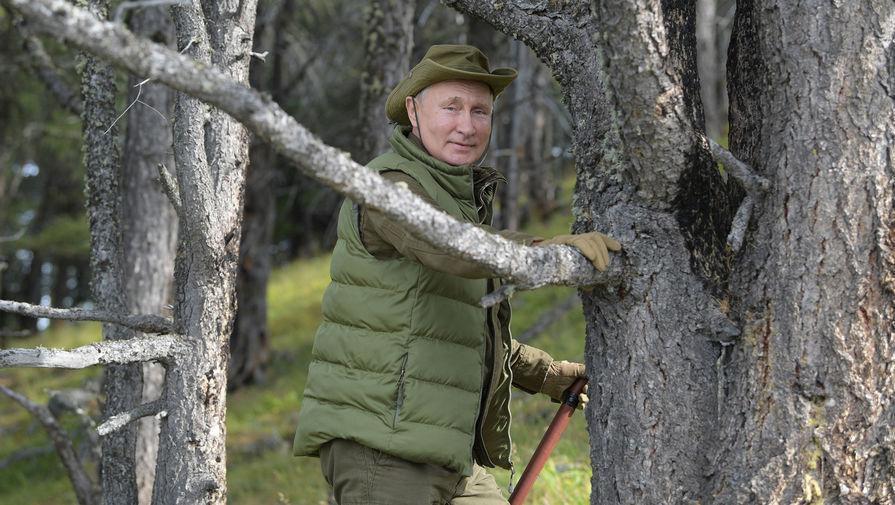 تبریک تولد پوتین در آسمان آمریکا
