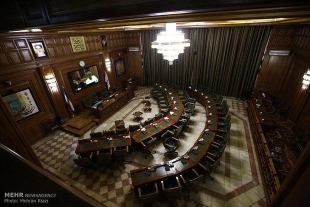 شروع به کار پنجمین دوره شورای شهر تهران