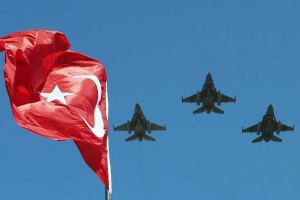عملیات ارتش ترکیه در شمال عراق علیه پ.ک.ک