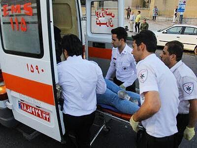 2 کشته و 5 مصدوم در واژگونی وانت حامل دانش آموزان