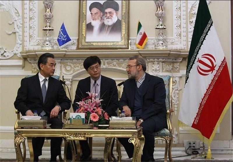 نگاه ایران به توسعه روابط با چین، دراز مدت و راهبردی است