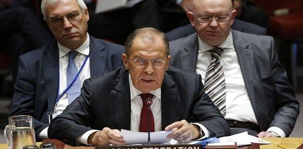 لاوروف: از اسد برای سفر به روسیه و کریمه دعوت نموده ایم ، غربی ها کلاه سفیدها را راه نمی دهند