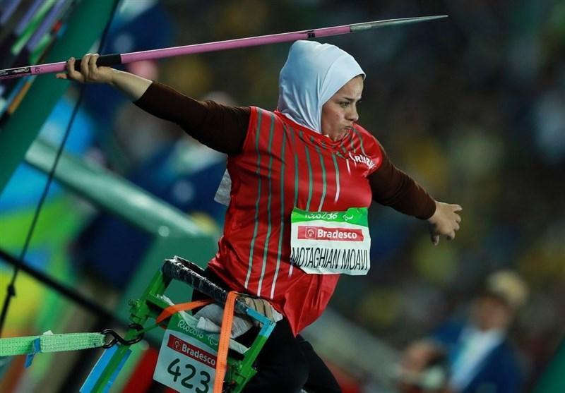 پارا دوومیدانی قهرمانی دنیا، هاشمیه متقیان نقره ای شد و سهمیه پارالمپیک گرفت