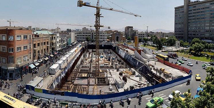 احداث اسکلت ساختمان بلدیه تا سرانجام سال تکمیل می گردد