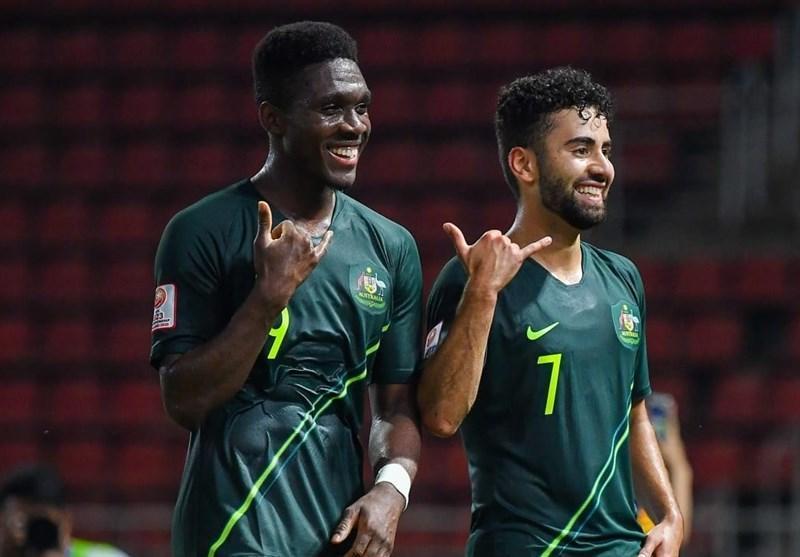 فوتبال انتخابی المپیک، صعود استرالیا و تایلند از گروه A در روز تساوی ها، عراق و بحرین حذف شدند