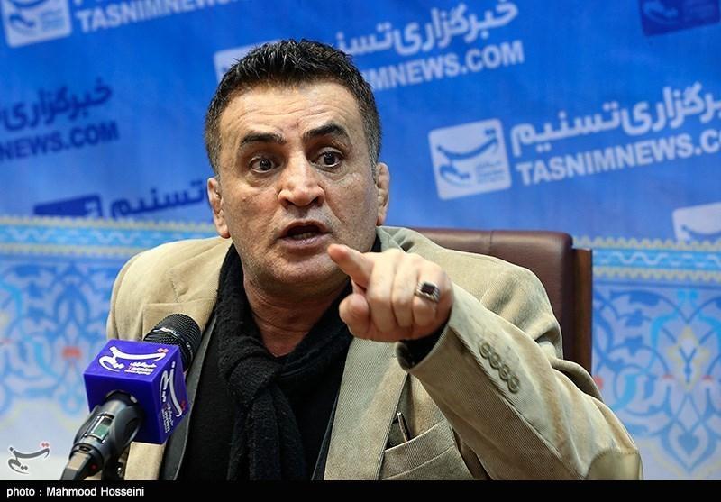 محمد بنا در گفت وگو با خبرنگاران: اعضای تیم ملی کشتی فرنگی در جام تختی انتخاب می شوند