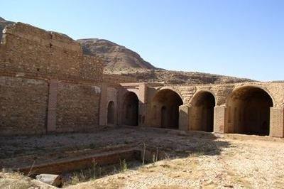 قلعه کنجان چم قابلیت تبدیل به مرکز مهم گردشگری کشور را دارد