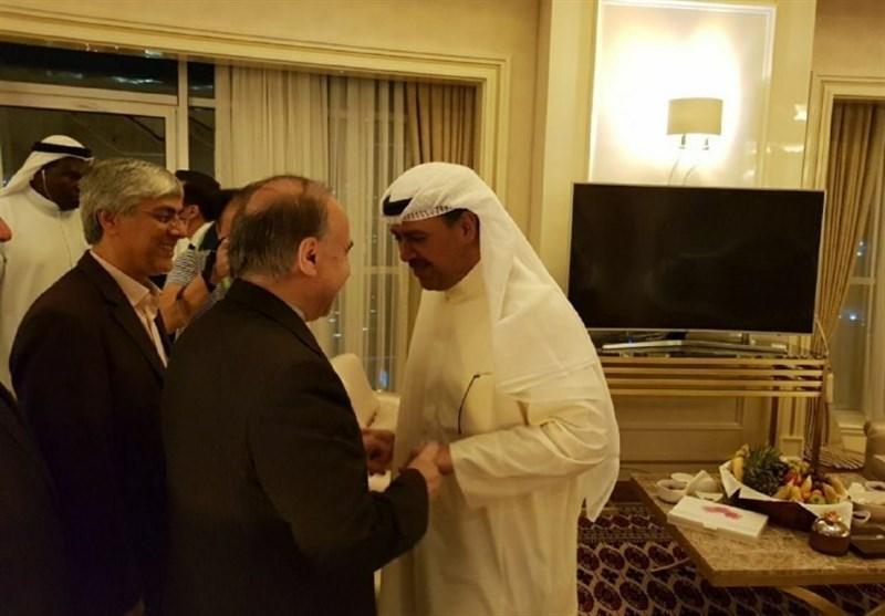 سلطانی فر: ایران حامی شورای المپیک آسیا خواهد بود، شیخ احمد: از برنامه ها و توسعه ورزش ایران حمایت کامل می کنم