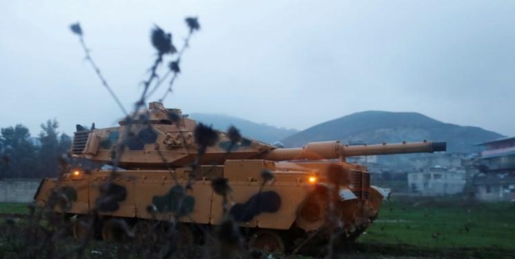 حملات توپخانه ای ترکیه جان سه تن از اعضای یک خانواده سوری را گرفت