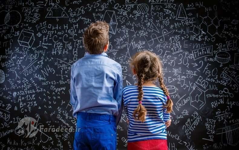 مغز دختران و پسران در مهارت ریاضیاتی تفاوتی ندارد