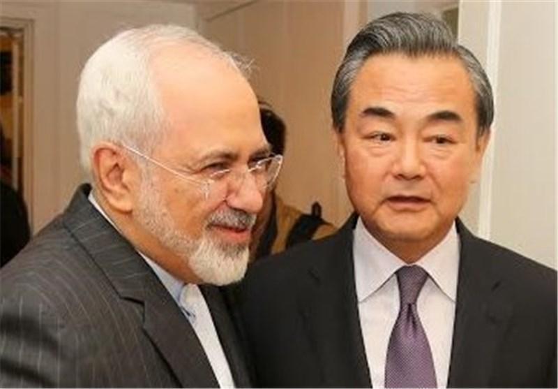 گفتگو تلفنی ظریف و همتای چینی درباره راکتور اراک