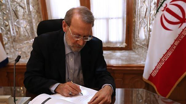 خبرنگاران لاریجانی درگذشت سردار شعبانی را تسلیت گفت