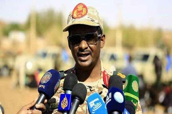 راز سفر مقام ارشد سودانی به مصر