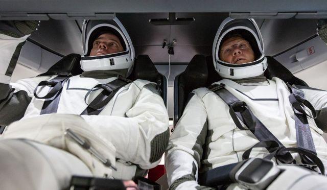 آزمایش های نهایی ناسا به همراه شرکت SpaceX