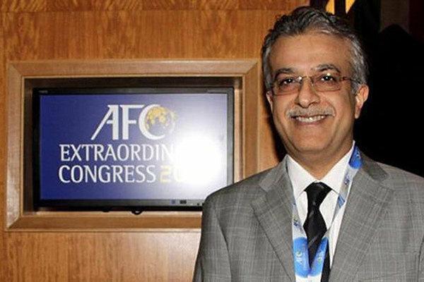 شیخ سلمان: دورکاری در AFC در صورت احتیاج تمدید می گردد