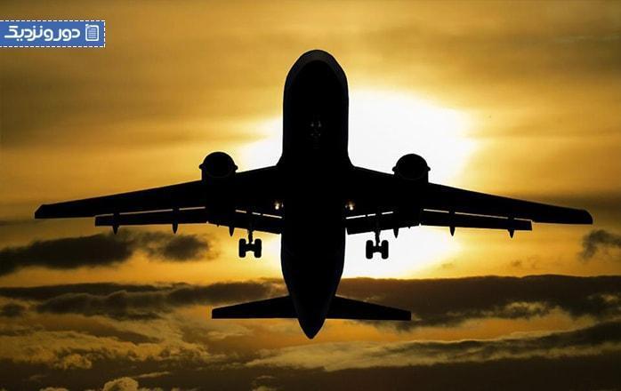 راهنمای خرید بلیط هواپیمای تهران مشهد